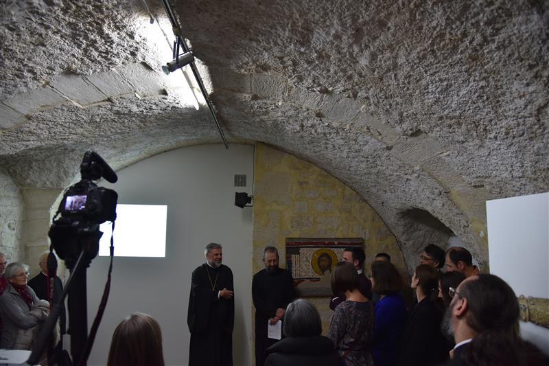Vladika Grigorije predstavio svoju knjigu u Parizu