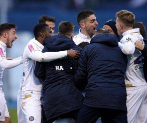 Hajduk golom Ohandzea srušio Dinamo u Zagrebu