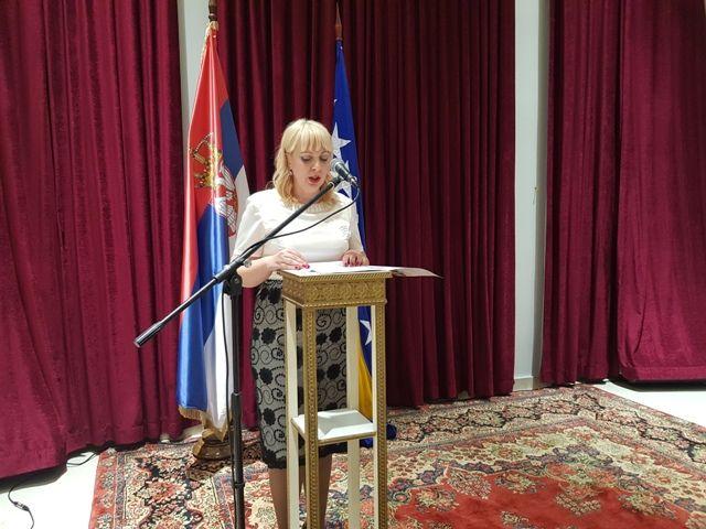 Svečano obilježen Dan državnosti Srbije u Mostaru