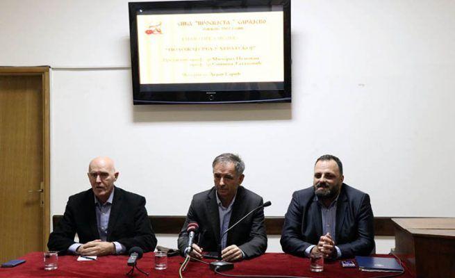 Pupovac u Sarajevu: Srbi u Hrvatskoj se ponovo moraju boriti za svoja prava