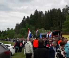 Blajburg: Kazne će biti izricane na licu mjesta