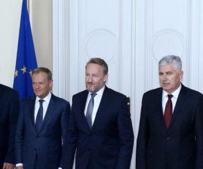 Sukobi u Predsjedništvu, Čović se izvinio