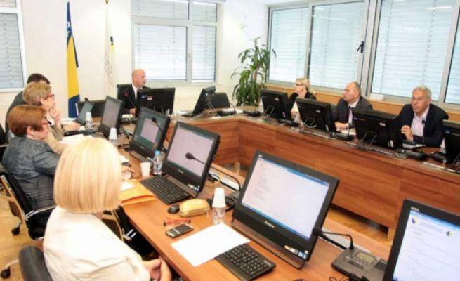 VSTS: Imenovani nosioci pravosudnih funkcija