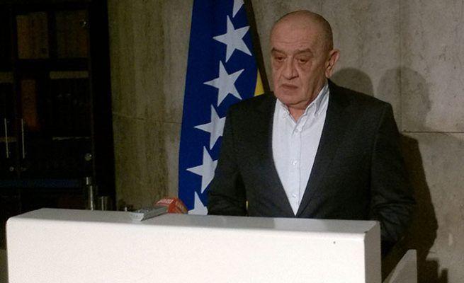Bevanda: Zvizdić iznosi lične, a ne zvanične stavove Savjeta ministara