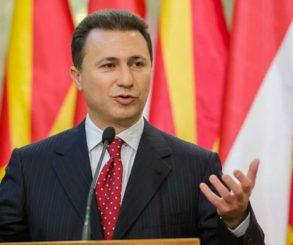 Potvrđena kazna- Gruevski mora u zatvor