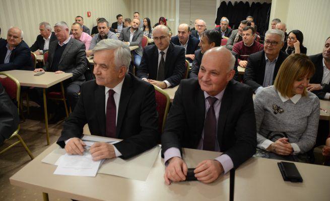 Čubrilović na čelu nove stranke Demokratski savez – DEMOS
