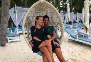 Jelena i Novak uživali u romantici, a onda joj je on zapjevao