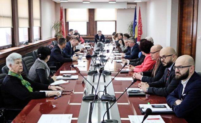 Nikšić: Nismo spremni žrtvovati Bh. blok zbog koaliranja sa etnonacionalnim strankama