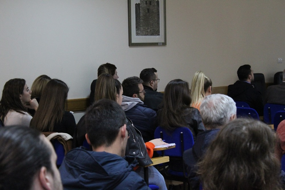 """Održano predavanje """"Novi materijali za novi svijet"""" na mostarskom Sveučilištu"""