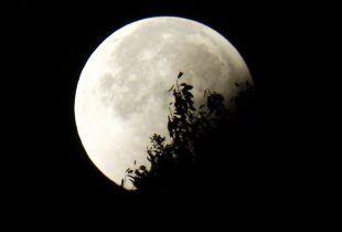 Potpuno pomračenje Mjeseca u ponedjeljak u zoru