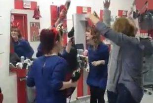 HAOS u frizerskom salonu u VRBASU: VIDEO koji ljudi gledaju u NEVJERICI i pitaju se – ŠTA SE DOGAĐA?